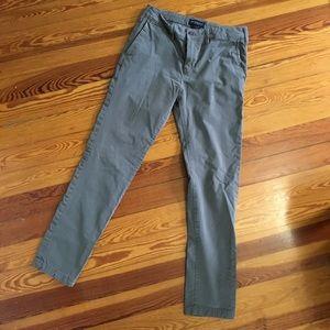 American Eagle Extreme Flex Men's Gray Pants